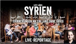 Syrien .. Erinnerung an ein Land ohne Krieg