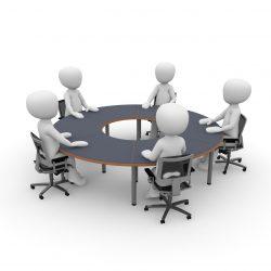 Der Vorstand und der erweiterte Vorstand